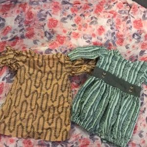 Kate Quinn 3-6 month outfits